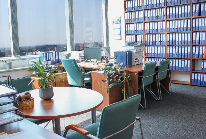 Małe biura do wynajęcia w centrum Szczecina